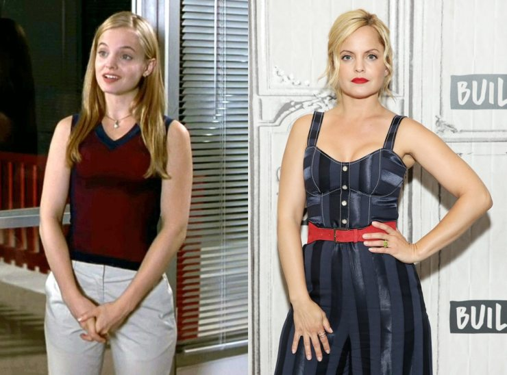 American Pie, Then and Now, Mena Suvari