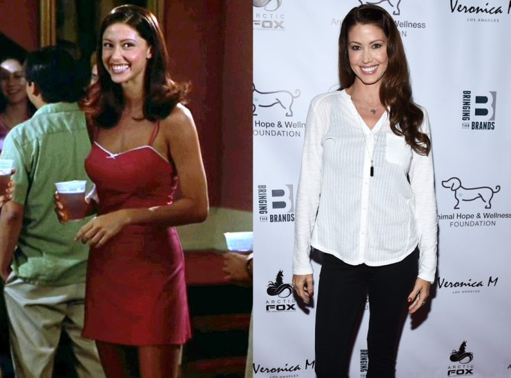 American Pie, Then and Now, Shannon Elizabeth