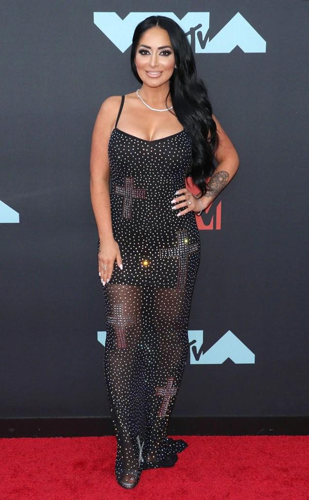 Angelina Pivarnick, MTV Video Music Awards, MTV VMAs, Red Carpet Fashion