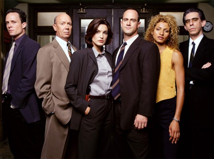 Law & Order: Special Victims Unit, SVU, Season 1 cast, Mariska Hargitay, Christopher Meloni