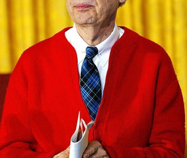 Yes There Is A Sexy Mister Rogers Halloween Costume E News