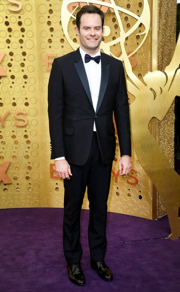 Bill Hader Praises Barry Co- Creator After 2019 Emmys Win