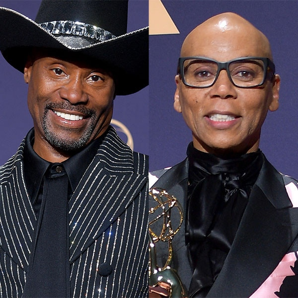 Billy Porter Slams Rumors He Shaded RuPaul at the 2019 Emmys
