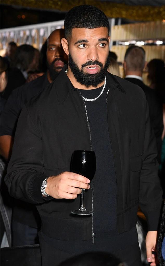 Drake, 2019 Emmy Awards, Emmy, Dopo La Festa, Candids