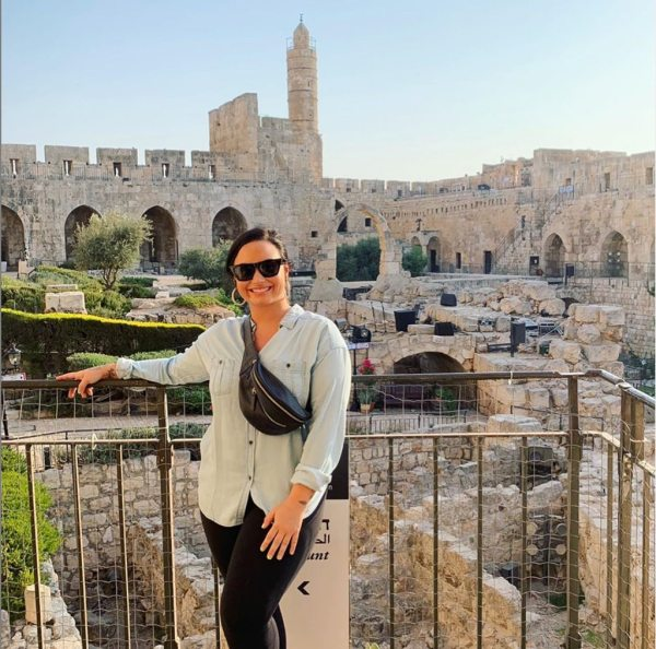 Demi Lovato Apologizes Following Backlash Over Free Trip To Israel