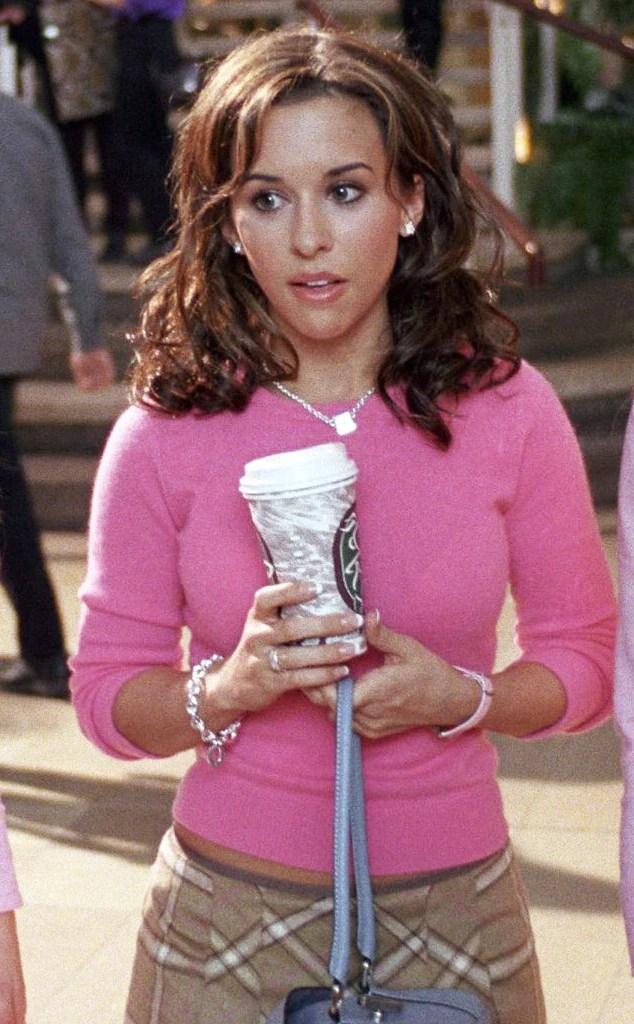 Lacey Chabert as Gretchen Weiner, Mean Girls - 2004