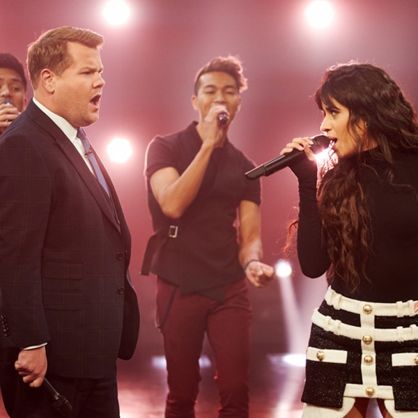 Music Mashup Is Epic by Camila Cabello and James Corden from 1999 vs. 2019