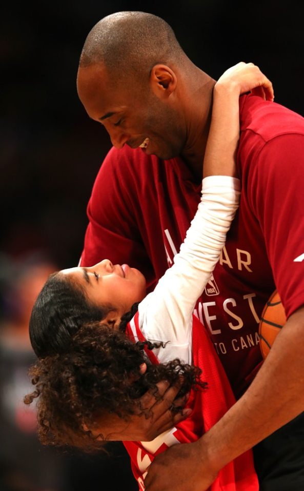 Kobe Bryant and his daughter were in church a few hours before their death ... The confidences of a bishop
