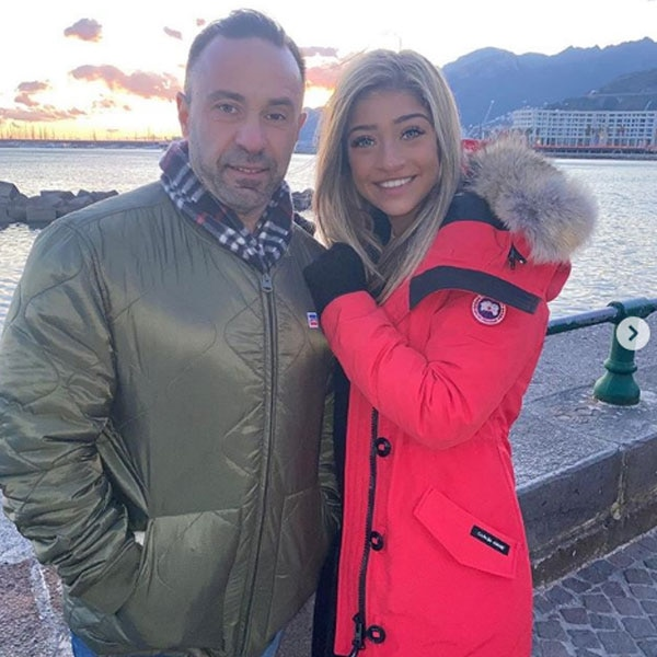 Joe Giudice Admits to Tons of Mistakes In B-Day Tribute to Daughter
