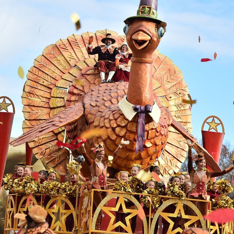 How to Watch the 2020 Macy's Thanksgiving Day Parade on TV and Online