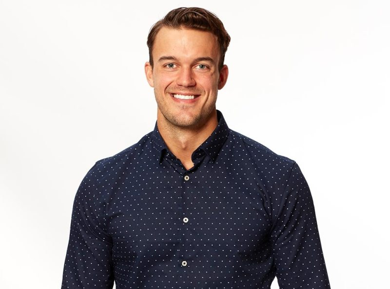 "Ben Smith Says He Had ""Nakedness Envy"" on The Bachelorette - E! Online"