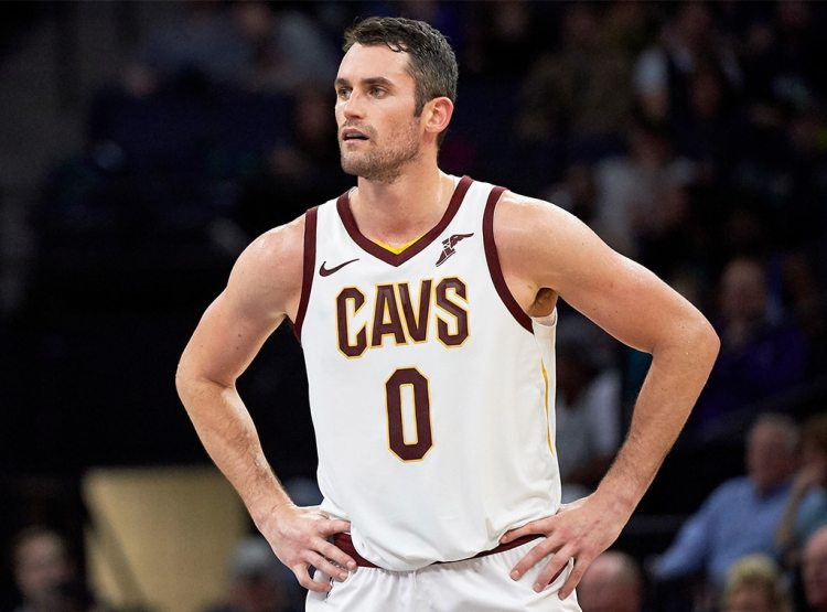 Kevin Love Donates $100K to Cleveland Cavaliers Staff Amid ...