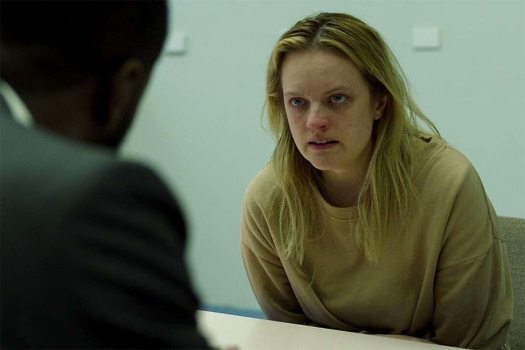 Elisabeth Moss, The Invisible Man