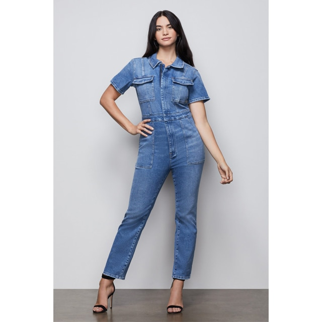 Get This Good American Jumpsuit Before It Sells Out Again!