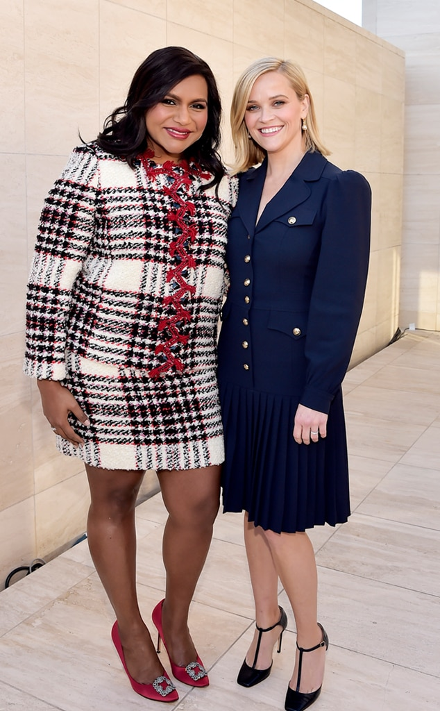 Mindy Kaling, Reese Witherspoon