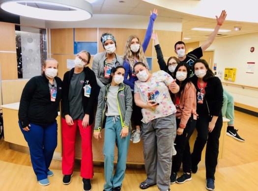 Nurses Day, Carlie McNiff