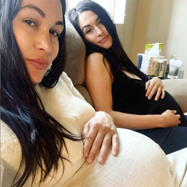 "Nikki Bella Clashed With Brie Over ""Hiding"" Postpartum Depression"