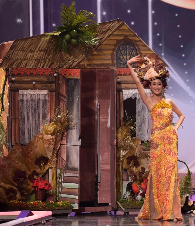 Miss Universe 2021, Miss Malaysia, Costumes, Widget