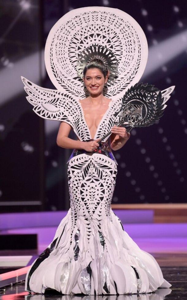Miss Universe 2021, Miss Ukraine, Costumes, Widget