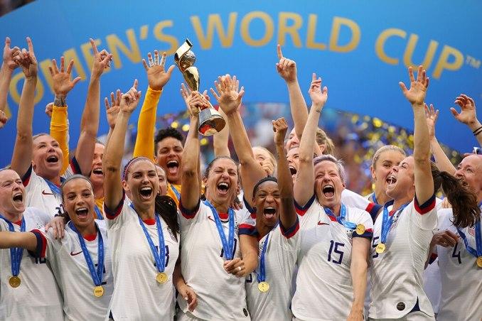 U.S. Women's Soccer Team, FIFA Women's World Cup