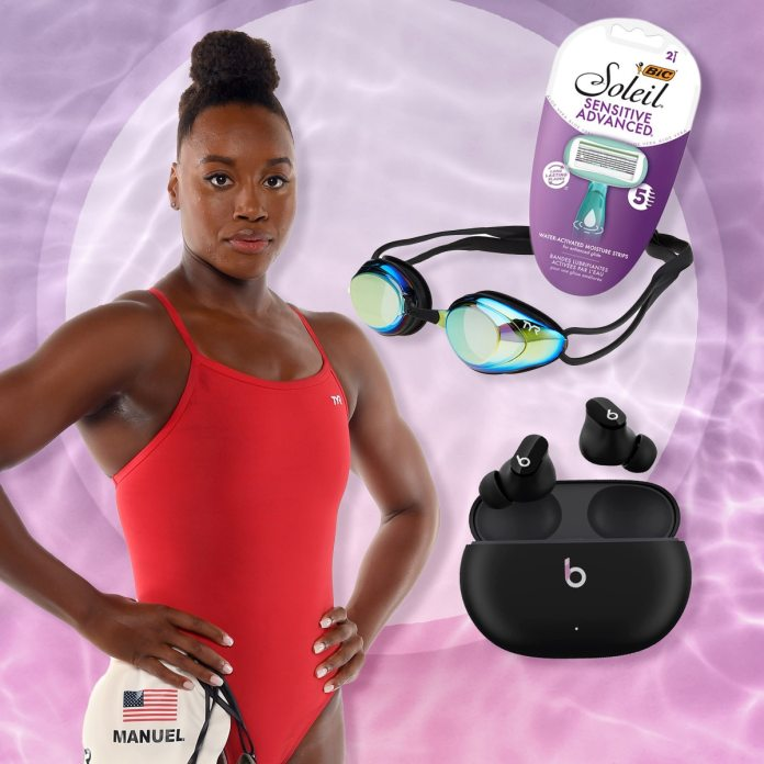 Olympian Simone Manuel Shares What'S In Her Bag - E! On-Line