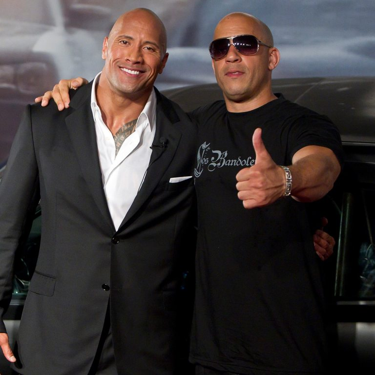 How Dwayne Johnson Really Feels About His Public Feud With Vin Diesel