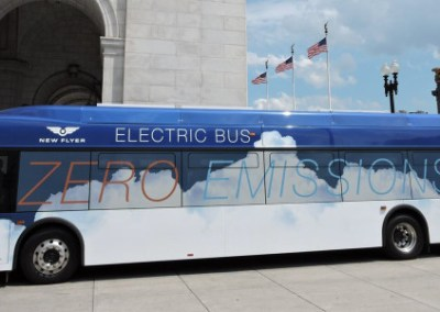 Development of a research proposal for a hybrid bus