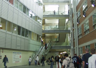 A series of Proposals Relating to the Redevelopment of the Faculty of Engineering at the University of Manitoba