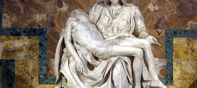 なぜカトリック教会では、聖母マリアに祈るのか