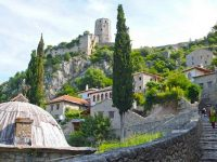 Počitelj – biser bošnjačke arhitekture