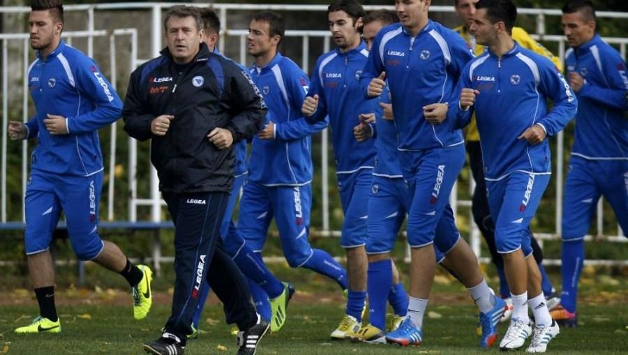 """Poznata imena svjetskog nogometa koja je okupio mirni, uvijek pristojni Safet Sušić, dobra su """"raja"""" međusobno [Reuters - Arhiva]"""