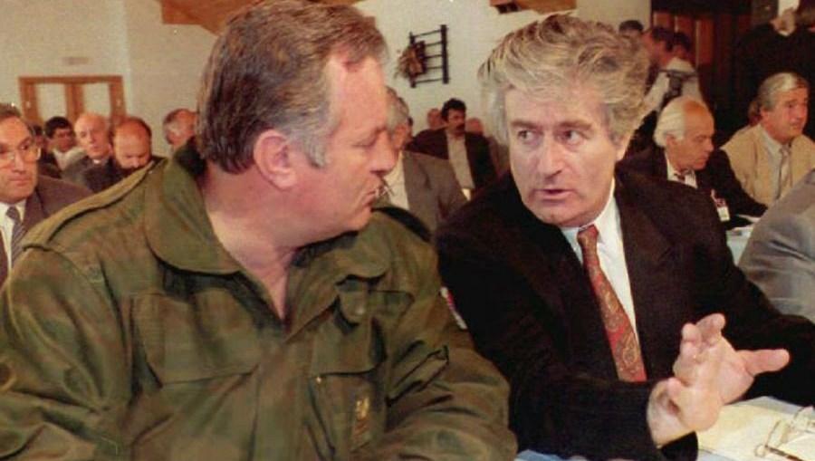 Zvaničnici Bosne i Hercegovine u SAD-u upriličili molitvu za spas Ratka Mladića i Radovana Karadžića [Ilustracija EPA]