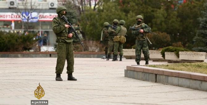 Stanovnici Krima, mahom etnički Rusi, većinom odlučili da se odvoje od Ukrajine