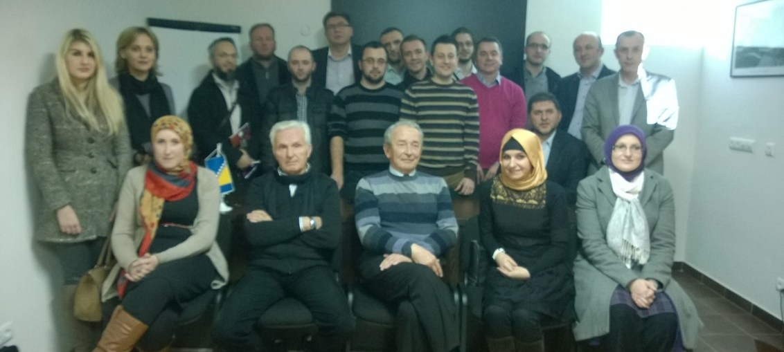 Na osnivačkoj Skupštini prisustvovalo 20 inicijatora udruženja