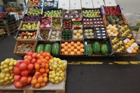 Rusija iz Evrope uvozi 32 posto voća i povrća, navodi ruski Institut [EPA]