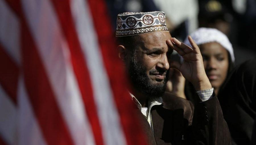Izvještaj Pew istraživačkog centra iz 2011. godine otkriva da američki muslimani dolaze iz najmanje 77 zemalja [AP]