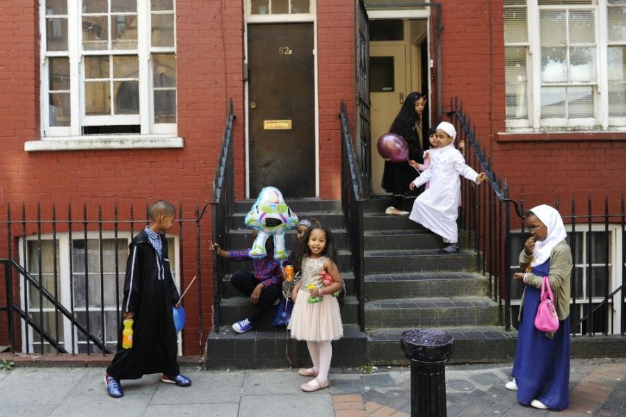 Web stranica za upoznavanje britanskih muslimana