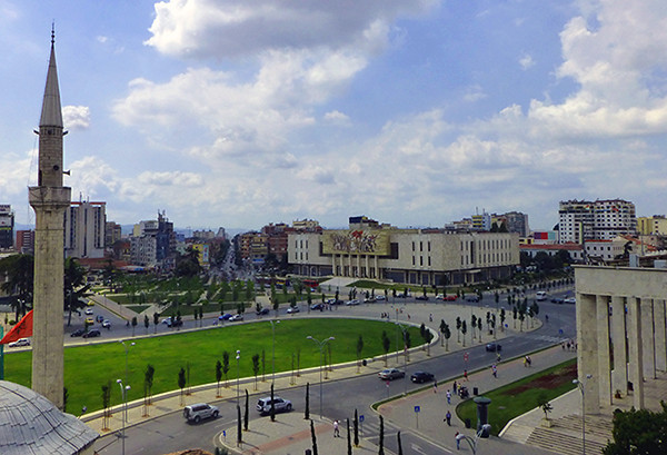 albanija-tirana