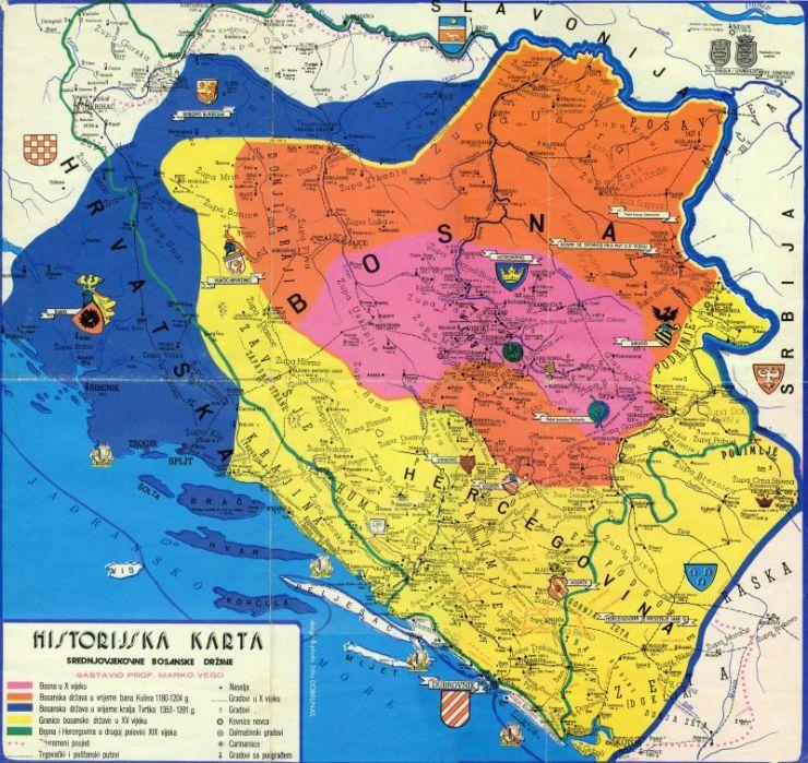 Karta Yugoslavia.Bosnia And Herzegovina Country Profile Akos