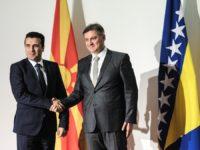 Makedonski premijer Zaev doputovao u posjetu BiH