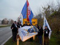 """Učesnici """"Marša mira Srebrenica – Odžak – Vukovar"""" stigli u Vukovar"""