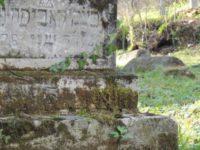 Kameni spavači pod Debeljačom – svjedočanstvo o bihaćkim Jevrejima