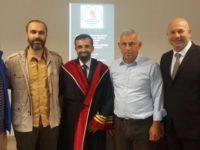 Ahmet Dilek prvi bh. doktor nauka iz takwondo sporta