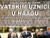 """Ekskluzivni prostor za Hrvate u BiH nezamisliv je bez """"udruženog zločinačkog poduhvata"""""""