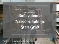 Volontiraj u Narodnoj kuhinji Stari Grad