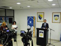 Načelnik sarajevske općine Novi Grad predstavio 12 projekata za narednu godinu