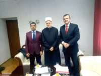 Predstavnici TIKE boravili u radnoj posjeti Muftijstvu bihaćkom i Medžlisu IZ Bihać