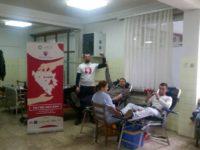 Haj'mo dati krv: U prvoj akciji se odazvalo 88 dobrovoljnih darivalaca krvi