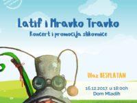 Latif Moćević i Mravko Travko organiziraju nezaboravnu zabavu sa djecu