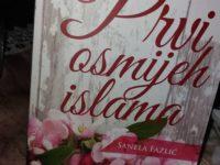"U Kalesiji promocija knjige ""Prvi osmijeh islama"" Sanele Fazlić"